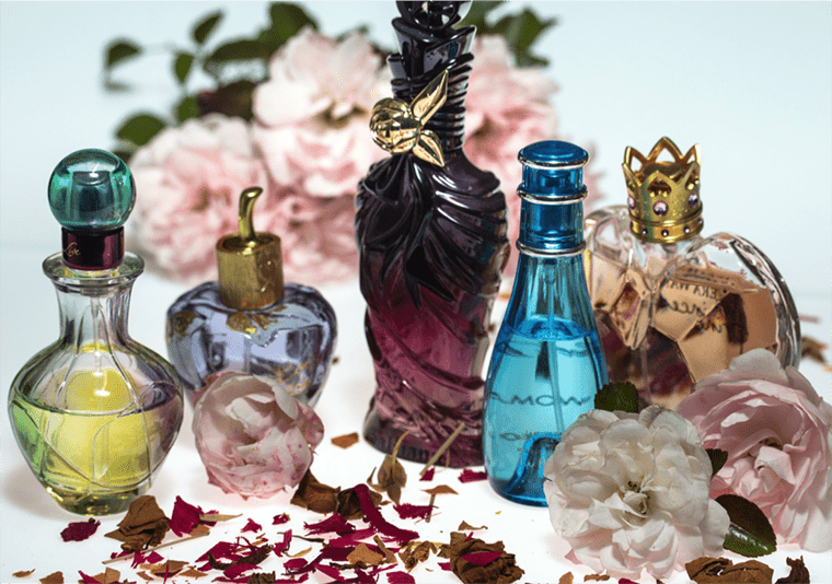 What does EEG have to do with Perfume?