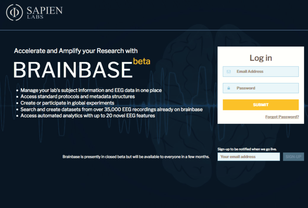 Brainbase beta